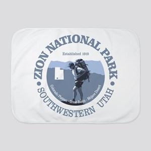 Zion National Park Baby Blanket