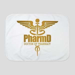 PharmD gold Baby Blanket