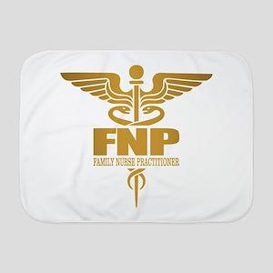 FNP (gold) Baby Blanket