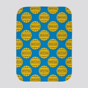Water Polo Balls Baby Blanket