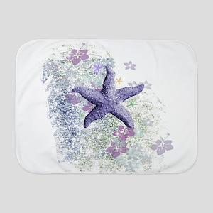 Passion Starfish Baby Blanket