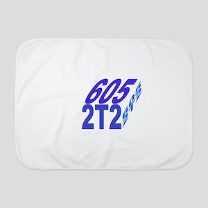 605/2t2 cube Baby Blanket