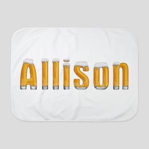 Allison Beer Baby Blanket