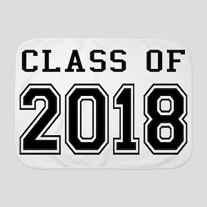 Class of 2018 Baby Blanket