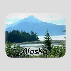 Alaska Scenic View Baby Blanket