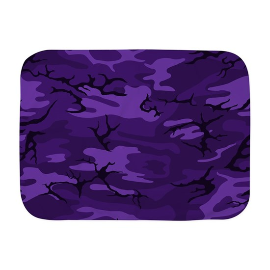 Dark Purple Camo