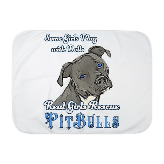 Real Girls Rescue Pitbulls