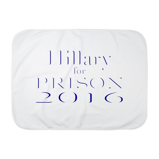 Hillary for Prison 2016 - Election Political Humor