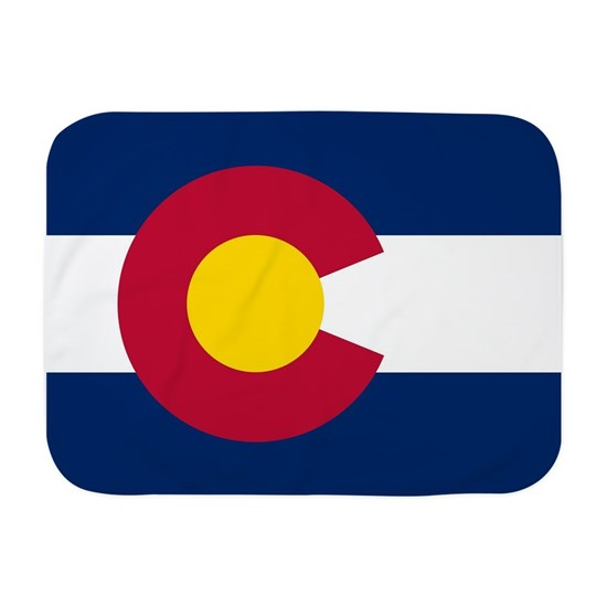 Colorado state flag Authentic in HD