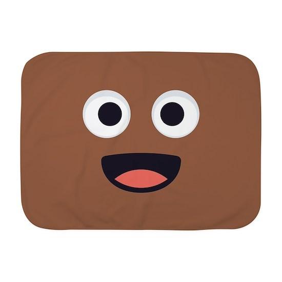 Poop Emoji Face