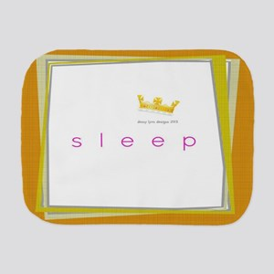 Sleep Majesty Burp Cloth