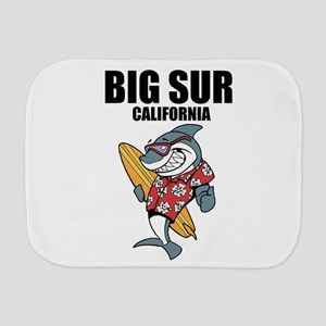 Big Sur, California Burp Cloth