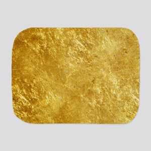 GOLD Burp Cloth
