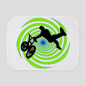 BMX Burp Cloth