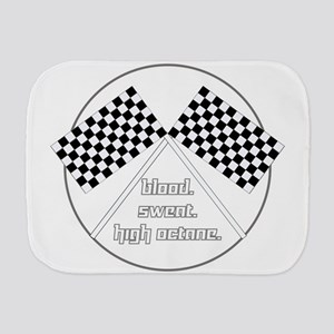 Racing Burp Cloth