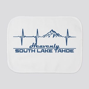 Heavenly Ski Resort - South Lake Taho Burp Cloth
