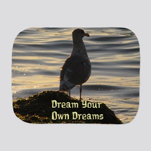 Dream Your Own Dreams Burp Cloth