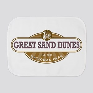 Great Sand Dunes National Park Burp Cloth