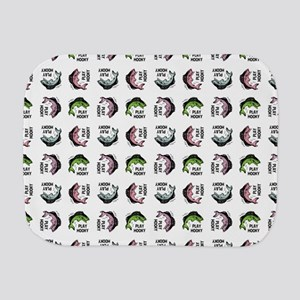 PLAY HOOKY Burp Cloth