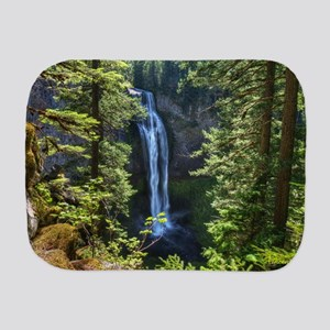 Salt Creek Falls Burp Cloth