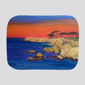 Lovers Point Monterey Burp Cloth