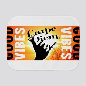CARPEDIEM 2 Burp Cloth