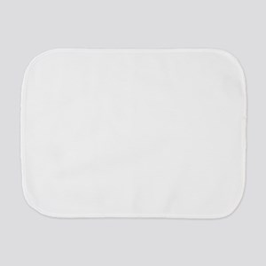 Serenity Now Burp Cloth