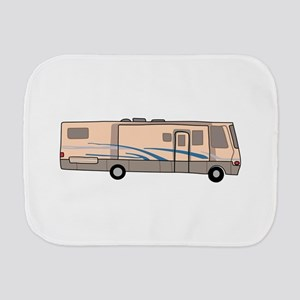 RV MOTORHOME Burp Cloth