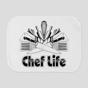 Chef Life Burp Cloth