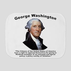 Washington: GovForm Burp Cloth