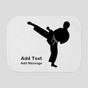 Martial Arts Burp Cloth