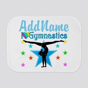 GYMNAST POWER Burp Cloth