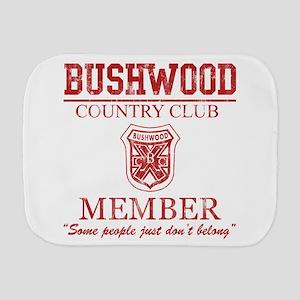 Retro Bushwood Country Club Member Burp Cloth