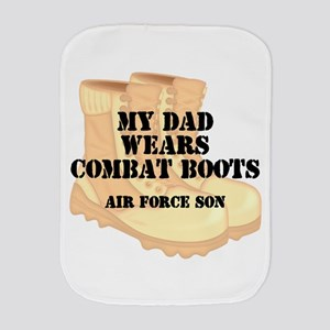 AF Son Dad DCB Burp Cloth