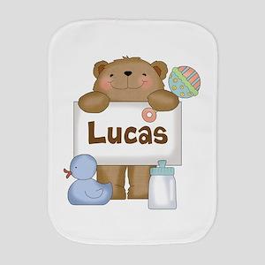 Lucas's Burp Cloth