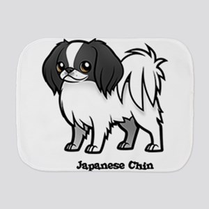japanese chin Burp Cloth