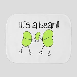 Baby Bean Burp Cloth