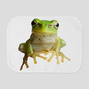 Pyonkichi the Frog Burp Cloth