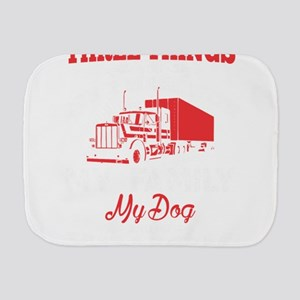 Trucker Burp Cloth