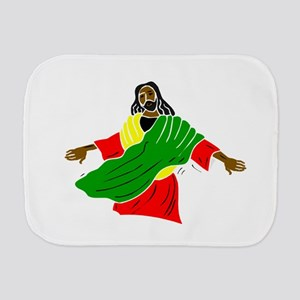 African American religion Burp Cloth