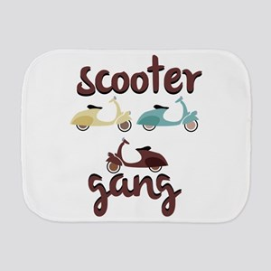 Scooter Gang Burp Cloth