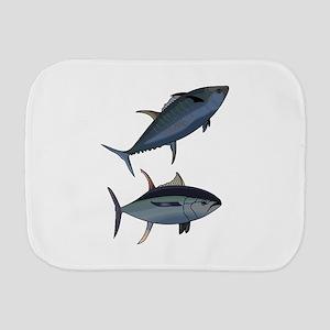 TUNA FISH Burp Cloth