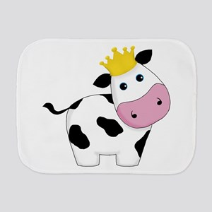 King Cow Burp Cloth