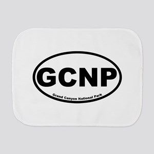Grand Canyon National Park Burp Cloth