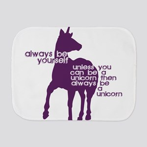 Unicorns Burp Cloth