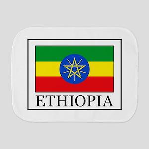 Ethiopia Burp Cloth