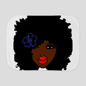 BrownSkin Curly Afro Natural Hair???? P Burp Cloth