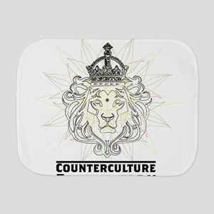 Counterculture Revolution4 Burp Cloth