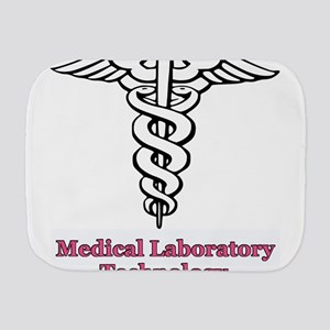 Medical Laboratory Technologist Burp Cloth