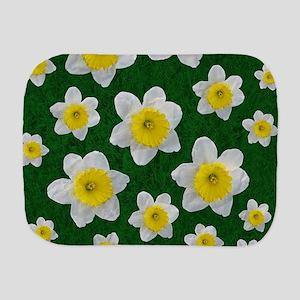 Spring Daffodils Burp Cloth